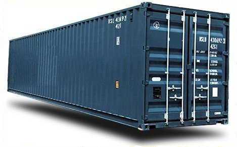 <b>Container 40 pieds</b>